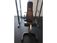 BodyMax Gym Bench (Incline and Decline)
