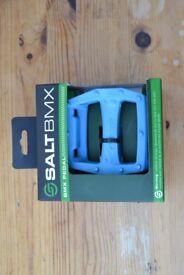 NEW salt bmx pedals boxed
