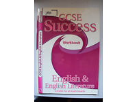 GCSE English workbook