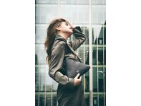 FASHION Photographer / PORTRAIT Photographer / MODEL Portfolio in London || Laura BC