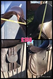 Pony rugs and Saddle for sale