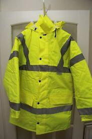 Hi Vis Jacket - Large