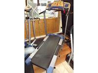 York Fitness Inspiration Treadmill+ V-fit free