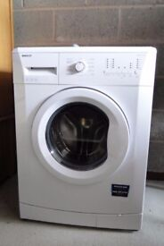 BEKO Washing Machine - 6 Kg, 1200 rpm - WMB 61221 W