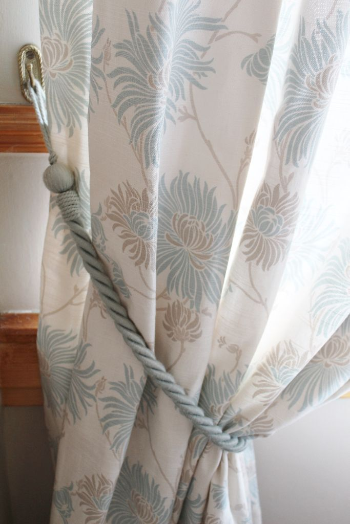 laura ashley curtains kimono duck egg blue in dalkeith. Black Bedroom Furniture Sets. Home Design Ideas