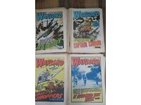 """THE GREAT UK COMIC """"WARLORD"""" ALSO FOR SALE BEANO DANDY JACKPOT VICTOR ETC ETC SEE LISTINGS AND PHOTO"""