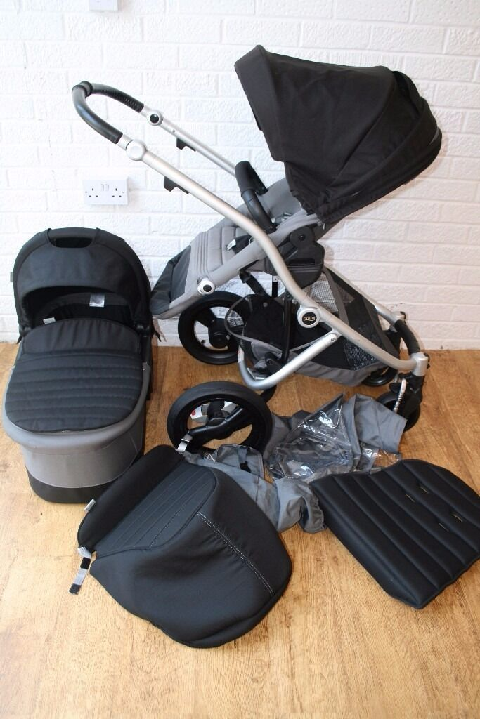 Black and grey Britax Affinity pram pushchair ***CAN POST***