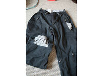 Bonfire snowboarding trousers