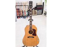 2002 Gibson Limited Edition J-160e John Lennon Peace Acoustic Guitar