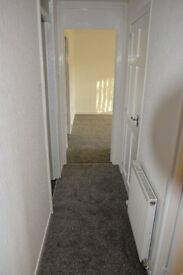 one bed flat with GCH and DG new carpets shower room and new kitchen units £425pcm