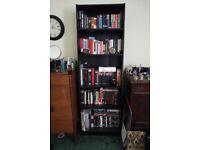 Black IKEA Bookshelf for Sale. Great condition, £20