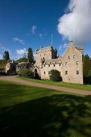 Housekeeper - Cawdor Castle
