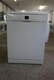 Bosch SMS40A02GB Avantixx 12 Place Freestanding Dishwasher in White