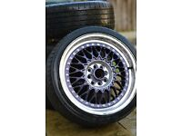 """BBS 17"""" PRICED TO SELL"""