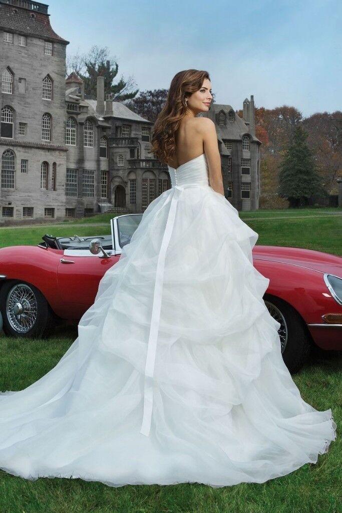Wedding dress size 20 Justin Alexander   in Lancaster, Lancashire ...