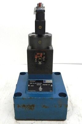 Rexroth Hydraulic Valve 2fre 16-43160lk4m 00915816 2 Way Function