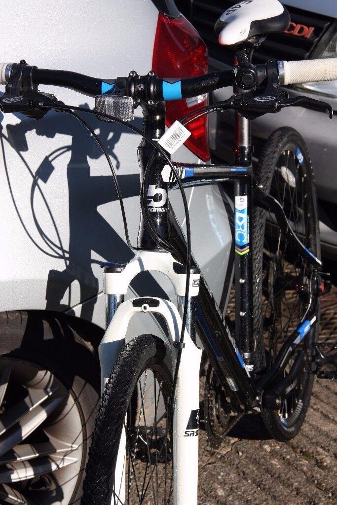 Boardman MX Sport Hybrid Men's Bike Medium (49cm) - Almost New. Front Suspension, Disc Brakes