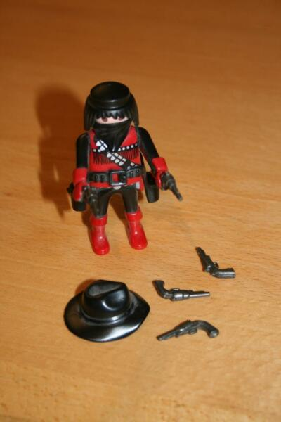 playmobil 4620 bandit revolverheld in niedersachsen. Black Bedroom Furniture Sets. Home Design Ideas