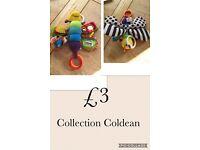 Various baby toys ELC, VTECH, LAMAZE