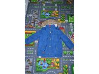 H&M full lined coat 4 -5 years