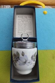Royal Worcester Egg Coddler Kingsize