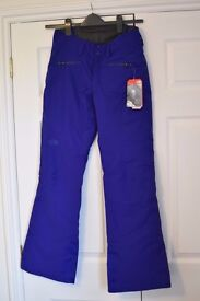 Ladies NORTH FACE Ski Trousers Small BNWT
