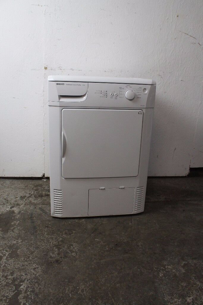 Beko Condenser Drier 7 Kg Excellent Condition 6 Months Warranty Delivery Installation Available