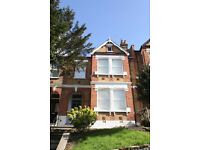 Large double room, garden facing, in an easy going houseshare Victorian in Woolwich.