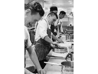 Chef de Partie - rhubarb London Events - £10 to £11 per hour