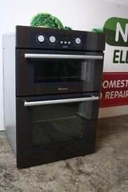 Hotpoint Built-In Double Oven.Excellent Condition.Digital Display.12 Month Warranty.