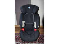 Britax Multi-Tech GROUP 1/2 9 kg - 25 kg REAR FACING car seat.