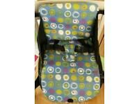 Munchkin portable baby seat/booster seat
