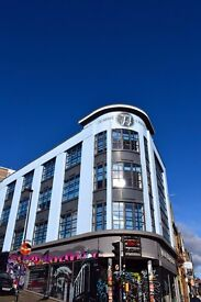 Desks available with high speed internet, in light friendly offices in heart of Stokes Croft.