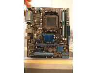 Asus M5A78L-M LX (AMD AM3+ socket )