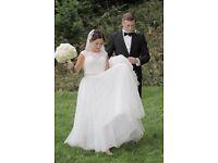 Size 8 MadisonJames Wedding Dress