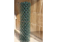 Chain link fence 900mm high x 5 metres long