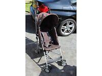 Maclaren Triumph Stroller - a must have