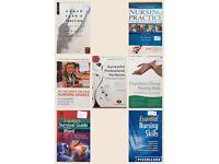 Nursing Books (7 books in total)