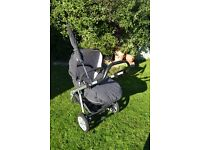 Mamas and Papas pram/travel system