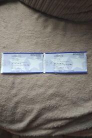 Les Miserable Dress Circle Tickets x2 (Premium)