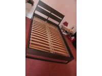Frame Double Bed IKEA