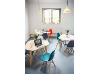 Creative Collaborative Coworking Space - Stokes Croft - Flexible Memberships - Redbrick House