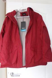Rohan cloudscape jacket Extra Large - Garnet colour