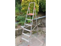 Aluminium 6 Step Ladder