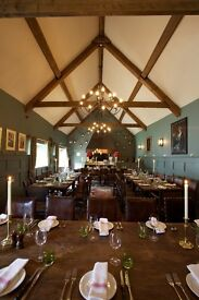 A REALLY GOOD COMMIS OR CDEP NEEDED NOW TO WORK IN TOP SOMERSET GASTROPUB 5 MINS FROM FROME