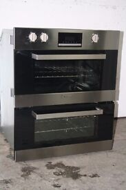 Candy Under Counter Double Oven Digital Display Excellent Condition 12 Month Warranty