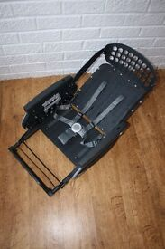 Silver Cross Linear Freeway Seat Unit with harness -can post-