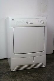 Zanussi 6KG Condenser Dryer Excellent Condition, 6mo Warranty, Delivery Available