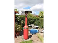 garden outdoor gas heater