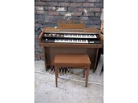 Yamaha B - 4CR Organ with stool